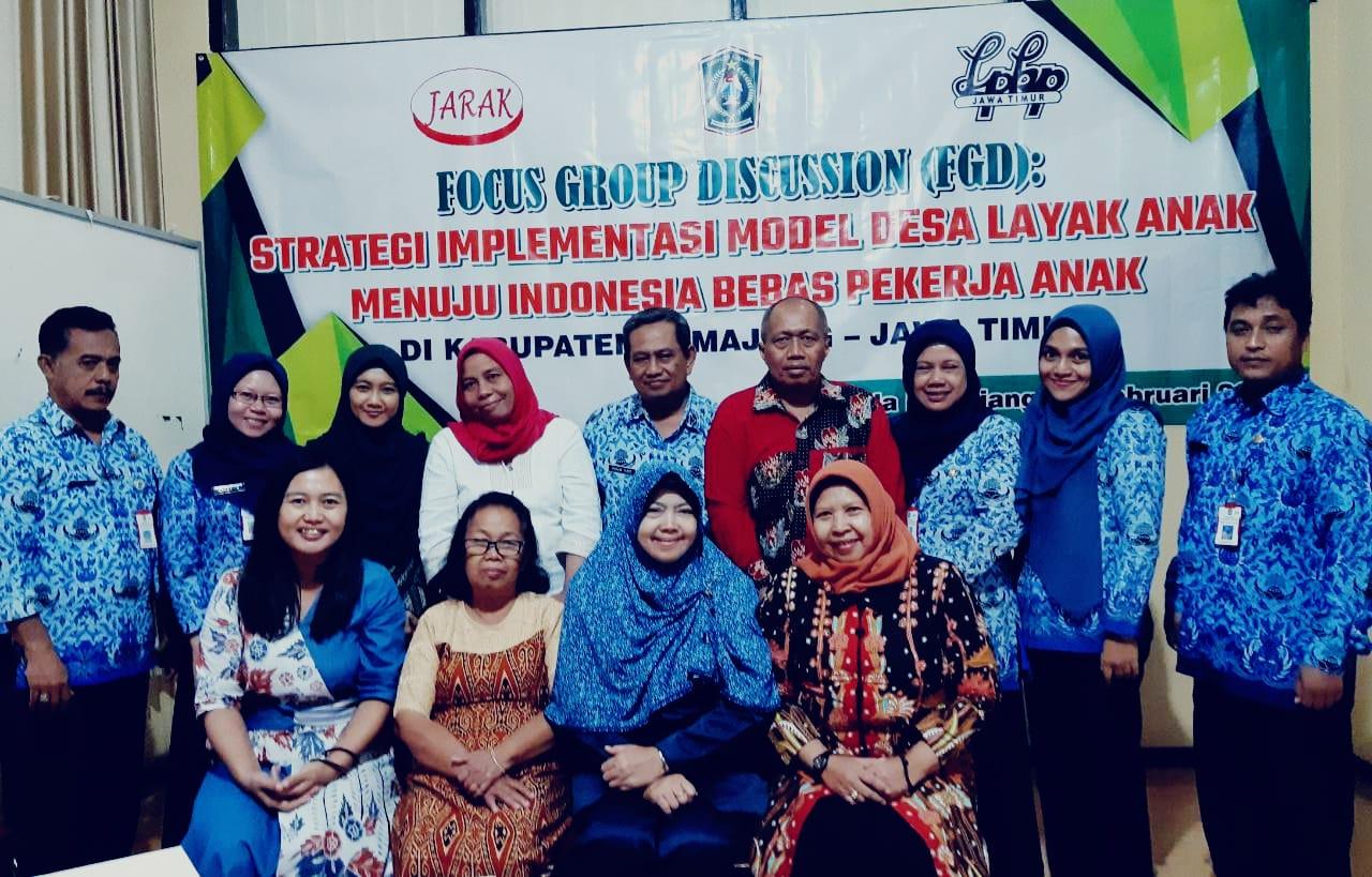 Pengembangan Model Desa Layak Anak Untuk Lumajang Bebas Pekerja Anak