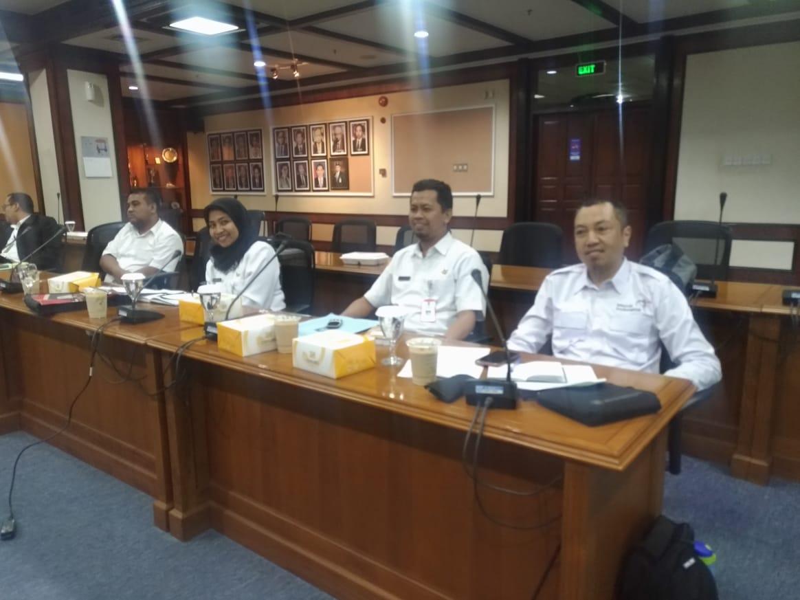 FGD Perkembangan kemudahan investasi dan implementasi OSS di wilayah Sekarkijang.